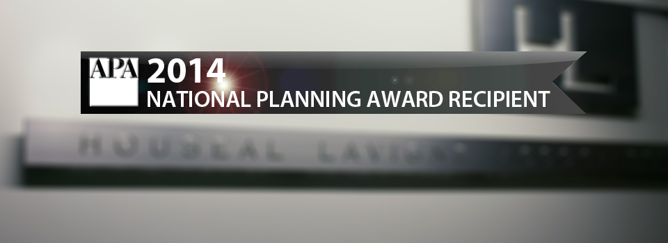 Chicago's Houseal Lavigne Associates Receives Prestigious National Planning Award