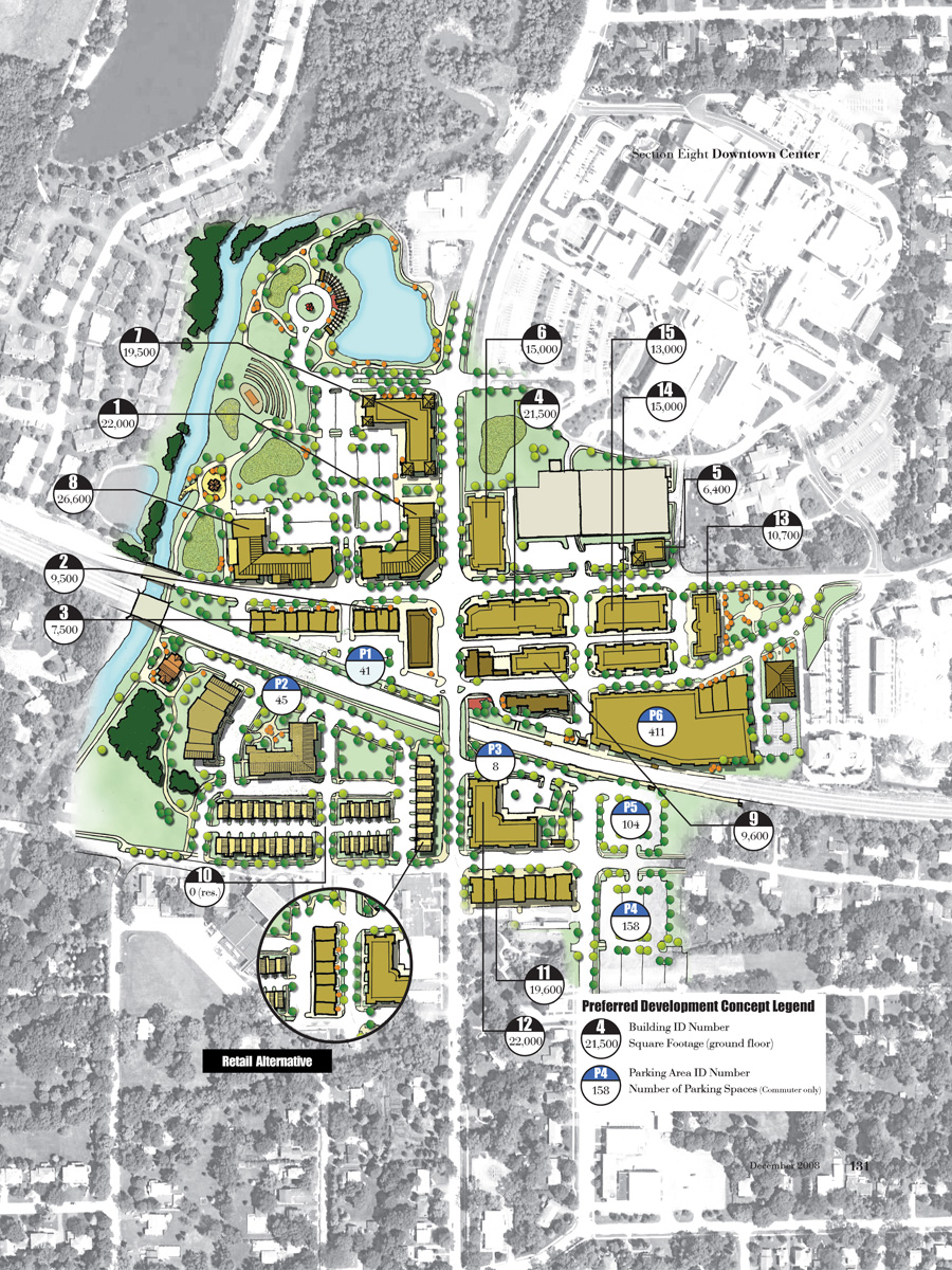 Winfield Downtown Marketing and Capacity Study