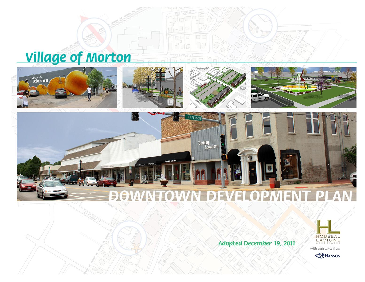 Morton Downtown Development Plan-1