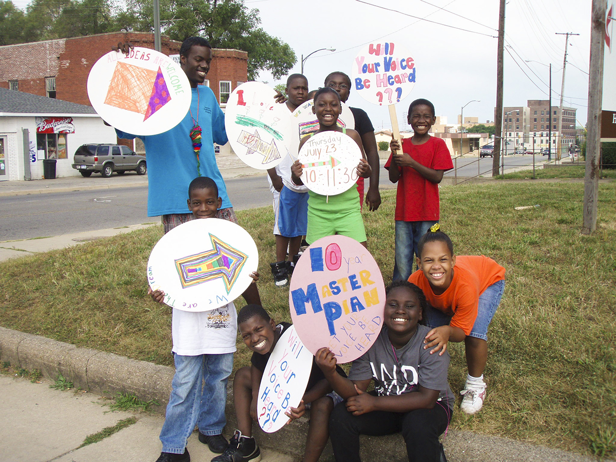 Kids Promoting Benton Harbor Workshop