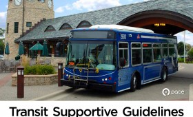 Transit Supportive Guidelines for the Chicago Region