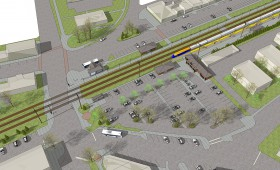 Clarendon Hills Station Area Master Plan