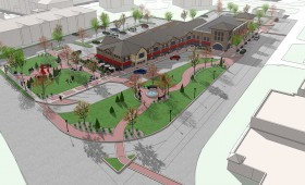 Bartlett Town Center Improvement Plan
