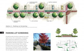 Downtown Glen Ellyn Streetscape & Parking Plan