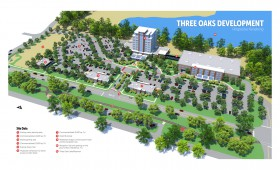 Crystal Lake – Three Oaks Development