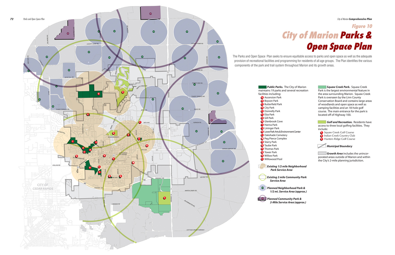 Marion Comprehensive Plan-74