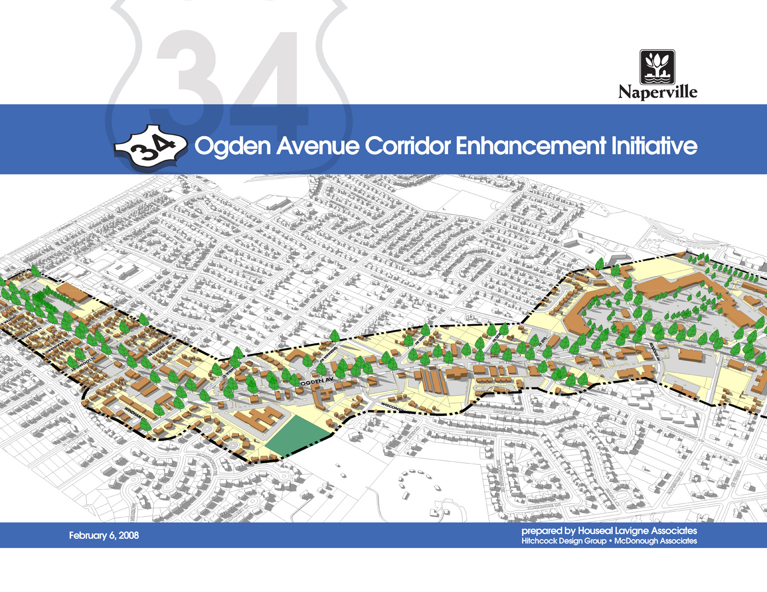 Ogden Avenue Corridor Enhancement Initiative