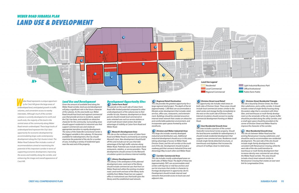 Crest Hill Comprehensive Plan-97