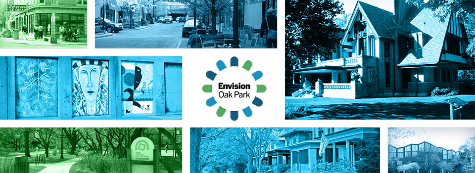 Envision Oak Park Wins APA Illinois Planning Award