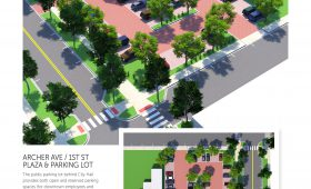 Monmouth Downtown Improvements Framework