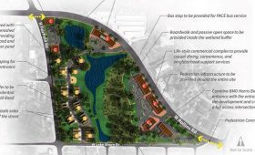 Round Lake Heights Concept Design Plan